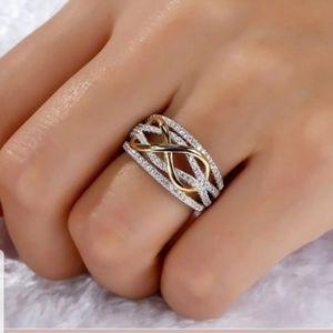 Women's Infinite Ring